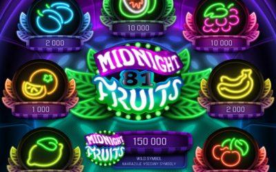 The Best Fruit Machine