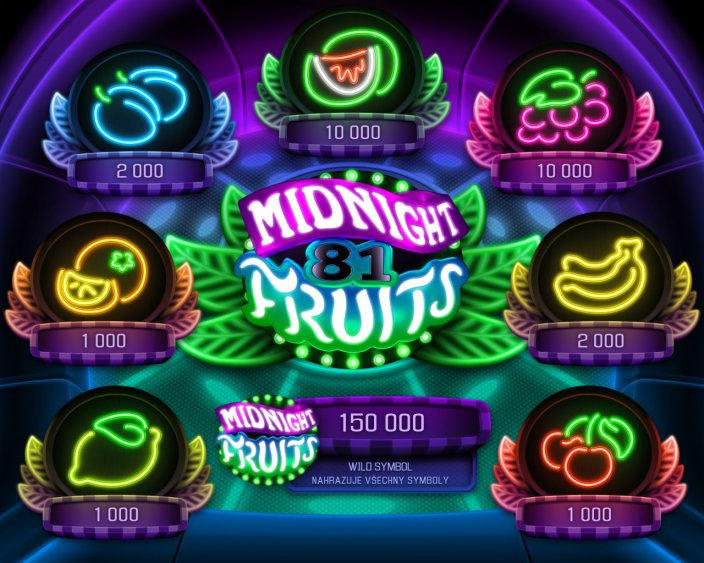 The Best Fruit Machine